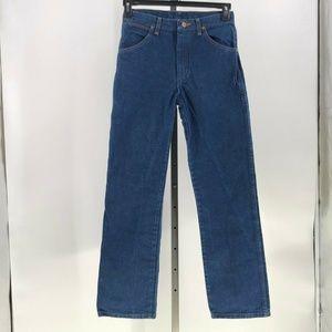 Wrangler Boys Cowboy Cut Original Fit Jeans 16